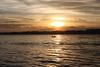 Rumo ao navio... (quanaval_sp) Tags: sunset sea brazil brasil boat mar cabo ship rj vessel pôrdosol frio navio imperatriz
