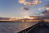 Dawn, Victoria Point – III