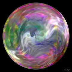 060412a (Ian Gedge) Tags: abstract color colour art circle globe orb multicoloured sphere taa technicolour