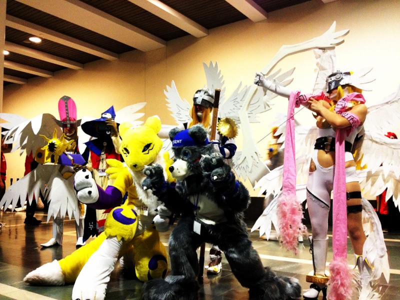 The World's newest photos of angemon - Flickr Hive Mind