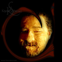 Faces Onricas 10 (Karin Schwarz | Karuska) Tags: face photo faces manipulation mito myth rosto mitos rostos oneiric onricas karuska