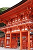 下鴨神社 Shimogamo Jinja Shrine (ELCAN KE-7A) Tags: japan kyoto gate shrine pentax 京都 日本 jinja shimogamo k7 下鴨神社 2011 楼門 ペンタックス