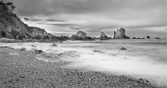 Silencio en byN (Jesus Portal) Tags: blancoynegro playa cudillero silencio asturies cantabrico gavieru
