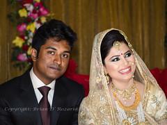 The Smile Says It All (Brian D' Rozario) Tags: wedding portrait smile happy couple married bokeh traditional trust bond forever moment cheerful newlywed bangladesh starting bangladeshi lifepartner sb700 nikond7000 happybeginning briandrozario brian19869 lifenewlife
