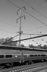 Amtrak (alankin) Tags: bw 15fav blackwhite newjersey trains amtrak rails trenton trainstations newjerseytransit 45views xfav niknala trentonstation nikond300 12oct2008 nikkorafzoom1755mmf28g 1100014