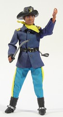 Daredevil Cavalry Officer (MiskatonicNick) Tags: vintage toys 70s 1970s officer flair cavalry daredevil notmarvel
