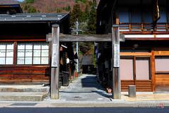 DAIHOJI in Narai-Juku./ 大宝寺、奈良井宿、塩尻、木曽路、春休み