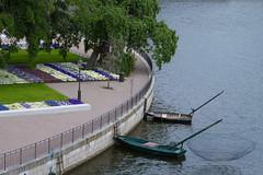 Printemps à Stockholm (isabelle.puaut) Tags: stockholm violet bateau pêche