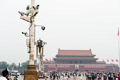 Tiananmen Square (rustler2x4) Tags: china beijing forbiddencity tiananmensquare tiananmen