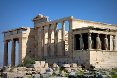 The Erectheion (keithmaguire ) Tags: history stone architecture greek temple ancient ruins europe european columns hellas athens greece grecia atenas corinthian classical civilization  acropolis athena griechenland grce templo athene hy  tempel athen templom grcia tempio tapnak  griekenland yunanistan  athnes atina grekland erectheion  grecja  atene  chrm    akropoli  athny   grgorszg witynia  ecko      yunani  lp     gresya