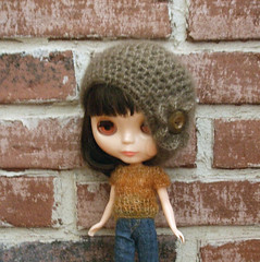 Blythe Cloche-style Hat