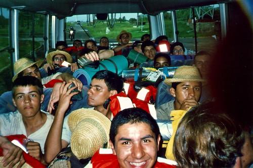 046 - Minibús. Colón - Esclusas Gatún.