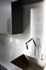 "Loft Kitchenette Stainless Steel Details • <a style=""font-size:0.8em;"" href=""http://www.flickr.com/photos/75603962@N08/7631773302/"" target=""_blank"">View on Flickr</a>"