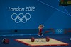 binay mete (stefanos-) Tags: london turkey weightlifting olympics medals london2012 69kg wl010
