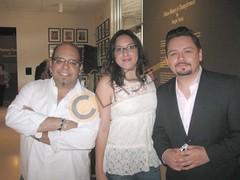 5. Marcelo Rodríguez, Ellis García  y Emigdio Quezada