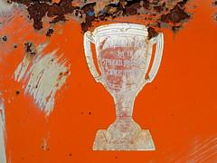 winner (blairware) Tags: abstract spread pattern 1st winner trophy junkyard upclose mcleans blairware