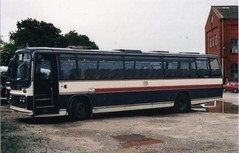 Ex Barton leopard ??? (old barton coaches) Tags: barton bartontransport
