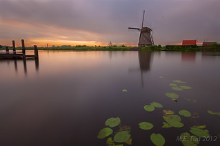 Goodmorning Kinderdijk...
