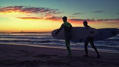 """Surfers on a Sunday morning Pt. 1"" (alexkess) Tags: cameraphone sydney australia mobilephone alexander mofo iphone mobilephotography alexkess kesselaar iphoneography iph100"