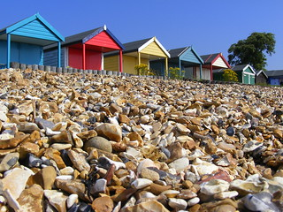 Just a Stones Throw from the Solent