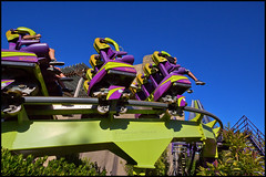 The Original Flying Chair (Coasterluver) Tags: bm rollercoaster sixflags coaster medusa bolligermabillard floorlesscoaster sixflagsdiscoverykingdom coasterluver