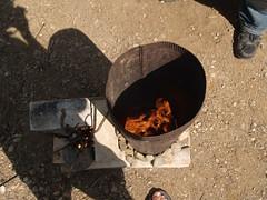 Rocket Stove Workshop (Mark Angelini) Tags: heating permaculture biomass rocketstove rocketmassheater sustainablecooking