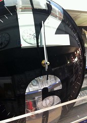 Time And Time Again (Fragglehound) Tags: 6 reflection clock shop mirror 12