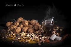 Caf (DclicStyle ( greguss34 )) Tags: caf studio nikon flash cofee boisson jinbei sekonic l358 d700
