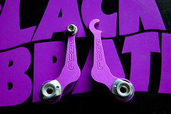 Purple Label Projects: PAUL Components Touring Cantis and Moon Units in Stock (John Watson / The Radavist) Tags: usa paul purple made brakes cantilever anodizing