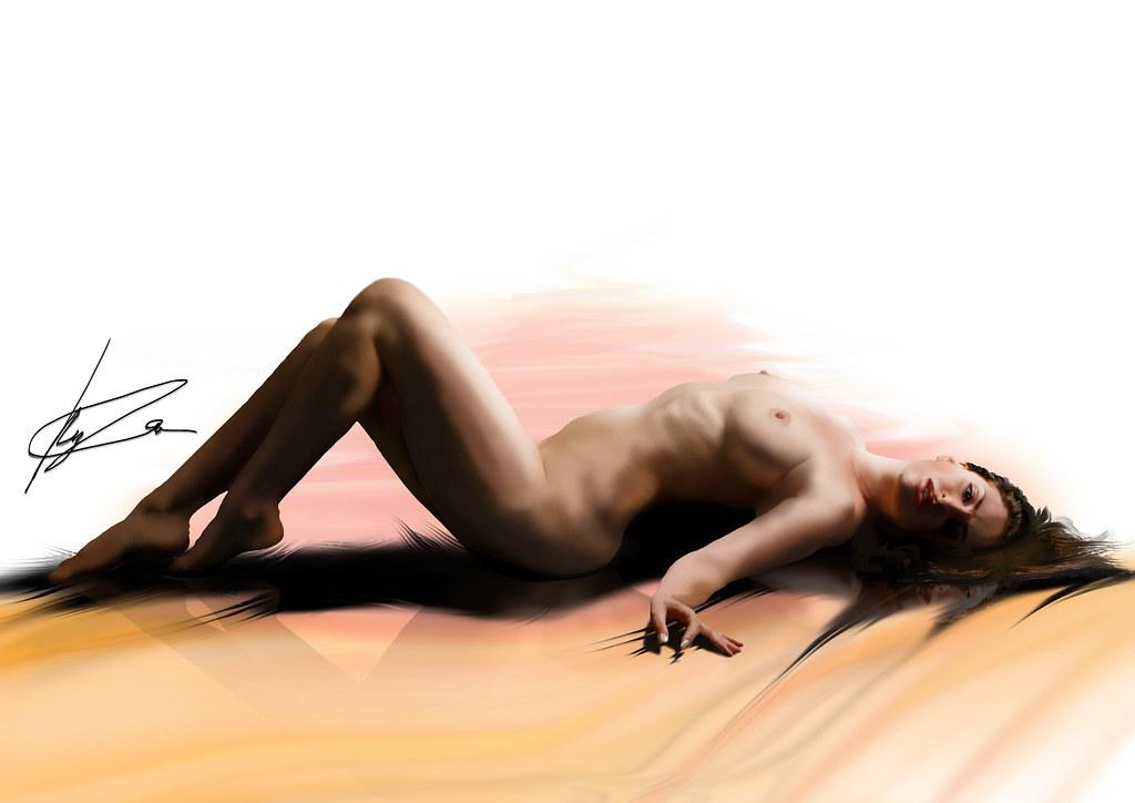 i draw erotic angel sex
