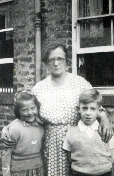 Jenny Murray, 1948