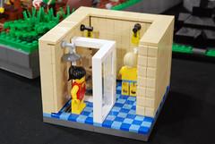 Other MOCs 24 (L@go) Tags: oslo norway lego anniversary arena telenor fornebu bygge landet brikkelauget