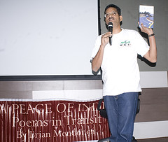 Goan Poet Brian Mendonsa (Joel's Goa Pics) Tags: news men travels poem events goa literature poet happenings matters bagabeach goan brianmendonca brianmendonsa