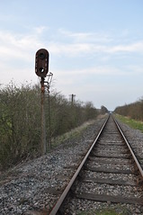 Looking north at East Leake (GCRN) (Kyle Baldwin) Tags: nottingham great central railway east leake gcr gcrn