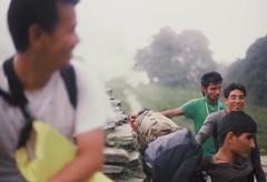 Porter brothers (chi.mai) Tags: nepal trekking nepalese himalaya porter annapurna nepali