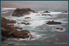 Smokin' Ocean 6269 (maguire33@verizon.net) Tags: california sea us unitedstates pacific bigsur wave pacificocean carmelbythesea singhray