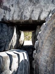 Pile of tires (Olof Nysten) Tags: se sweden tires sverige gotland tamron2875mm gotlandsln sjls canon6d