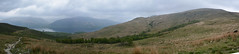 Ben Lomand Panorama - Heading down the path towards Loch Lomand (nic0704) Tags: blue mountain climb scotland bell ben walk hill rocky hike ridge summit loch ptarmigan bluebell hillwalking lomand munro trossoch