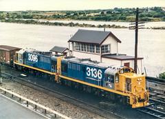Greymouth (andrewsurgenor) Tags: railroad newzealand train dj diesel transport engine rail railway nz locomotive railfan narrowgauge nzr