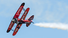 Fantastic Friday Post (4myrrh1) Tags: canon airplane airport aircraft aviation airplanes jet airshow langley biplane powered afb 2016 ef100400l 7dii screaminsasquatch