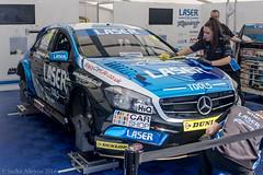 BTCC Thruxton 2016 - Laser Tools Racing (Sacha Alleyne) Tags: mercedes racing driver circuit barc motorsport dunlop paddock toca aclass thruxton 2016 britishtouringcarchampionship tintops aidenmoffat ciceleyracing lasertoolsracing