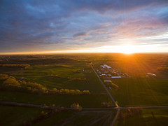 Farm Country (Matt Champlin) Tags: sunset home beautiful clouds rural spring farm foreboding country farming stormy aerial cny upstatenewyork fingerlakes aerialphotography springtime countrylife drones drone 2016 skaneateles changeable longlight dji djiphantom3 iamdji