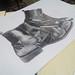 Desenho de observação: sapatos velhos