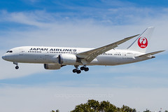 JA827J (rcspotting) Tags: japan san diego boeing airlines rodrigo jal ksan dreamliner 7878 avgeek cozzato ja827j rcspotting