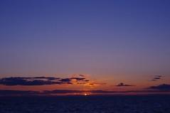 IMGP1934 (h_f_smith) Tags: ocean sunset sea summer wales aberystwyth