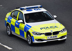 LJ15BVM (Cobalt271) Tags: auto proud police northumbria bmw vehicle to motor saloon protect livery patrols 330d xdrive lj15bvm