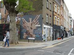 Club Row (stillunusual) Tags: uk travel england urban streetart london wall cityscape streetphotography wallart urbanart shoreditch urbanlandscape urbanscenery 2016 travelphotography ldn travelphoto urbanwalls londonstreetart travelphotograph londonstreetphotography wallporn