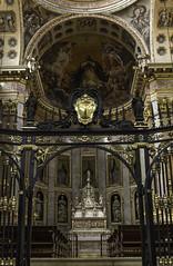 Saint Dominic's Shrine and Chapel (Lawrence OP) Tags: saint shrine dominican tomb chapel bologna friar sandomenico arca founder reliquary