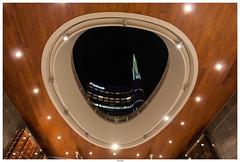 Sbirciando il grattacielo (m@tteg) Tags: night skyscraper nightscape milano piazza grattacielo modernbuilding fotonotturna sonyalpha tamron1024 sonyalpha290 piazzagauaulenti