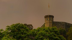 Tour  la citadelle de Namur (Yasmine Hens) Tags: trees green tower europa flickr tour belgium sony ngc vert arbre namur hens yasmine wallonie citadelle iamflickr flickrunitedaward sonyrx10m3 hensyasmine